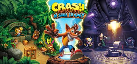 Crash Bandicoot N Sane Trilogy Center