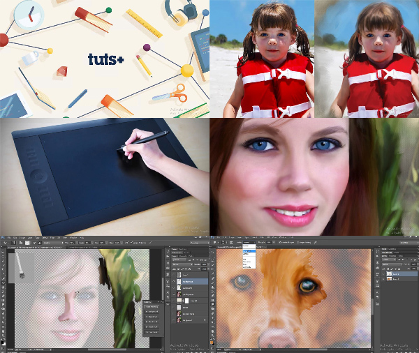 Creative Photo Effects in Adobe Photoshop center