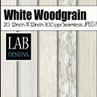 Creativemarket – 20 White Seamless Woodgrain Textures logo