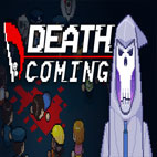 Death.Coming.logo