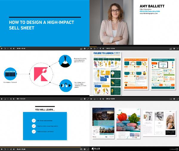 Design a High-Impact Sell Sheet center