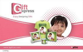 DgFlick Gift Xpress PRO center