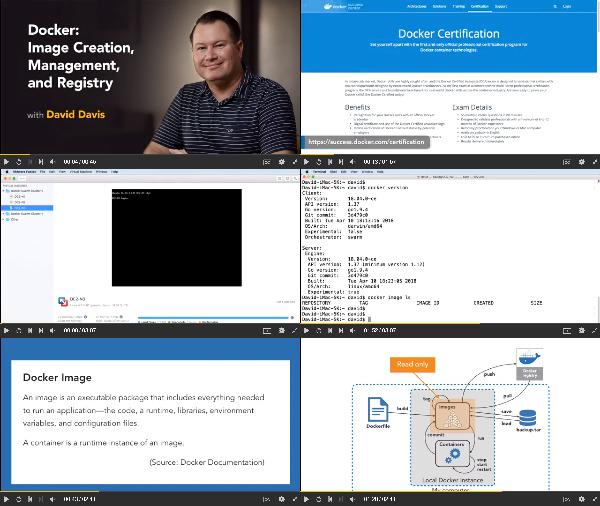 Docker: Image Creation, Management, and Registry center
