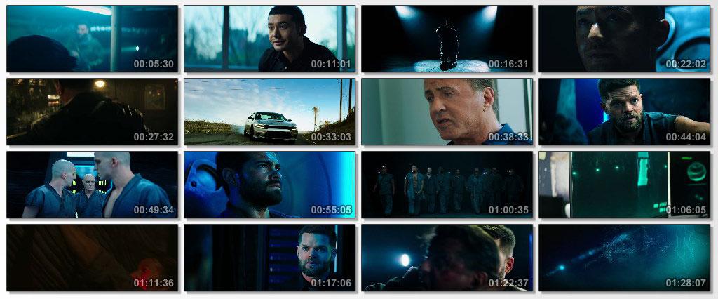 Escape Plan 2 - screen