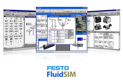 FESTO FluidSIM center