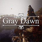 Gray Dawn Icon