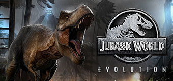 Jurassic World Evolution - screen