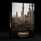 Kitbash3D – Middle East logo