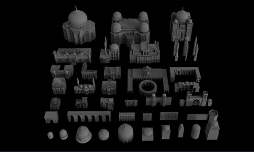 Kitbash3D – Middle East center