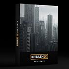 Kitbash3D – Neo Tokyo logo