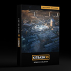 Kitbash3D – Space Colony logo