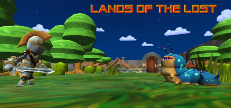 Lands Of The Lost Center