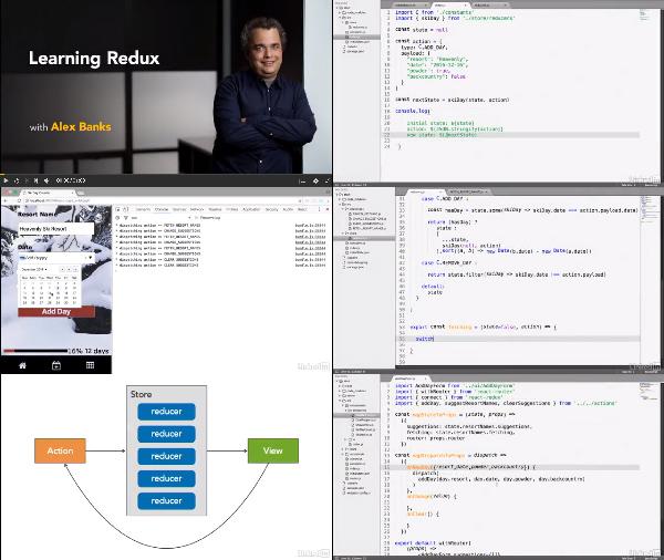 Learning Redux center