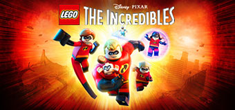 Lego in credibles - screen