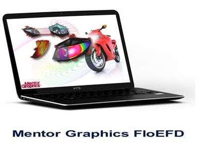 Mentor Graphics FloEFD Standalone center