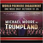 Michael Moore in TrumpLand.2016.www.download.ir.Poster