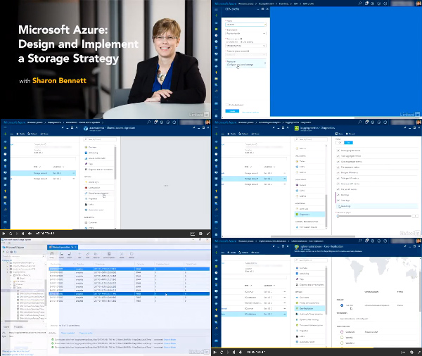 Microsoft Azure: Design and Implement a Storage Strategy center
