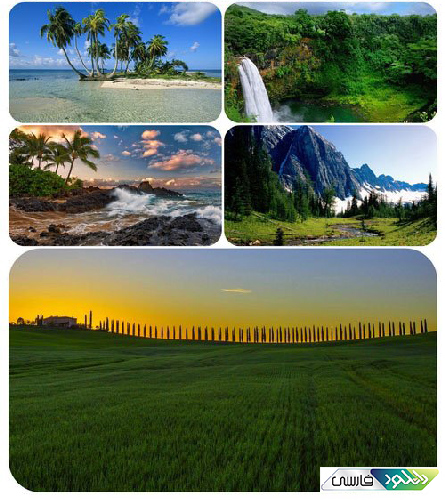 Most Wanted Nature Widescreen Wallpapers Pack 59 center
