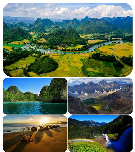 Most Wanted Nature Widescreen Wallpapers Pack 63 center