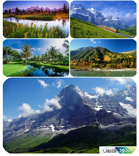 Most Wanted Nature Widescreen Wallpapers Pack 66 center