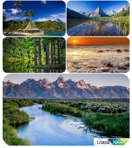 Most Wanted Nature Widescreen Wallpapers Pack 68 center