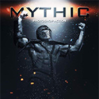 Mythic Photoshop Action logo
