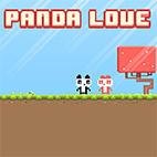 Panda Love Icon