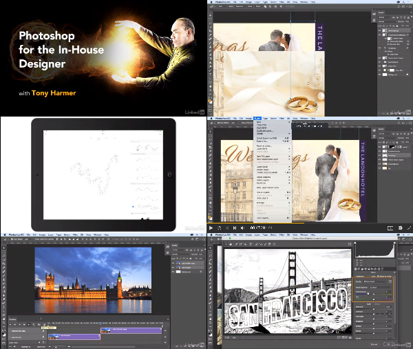 Photoshop for the In-House Designer center