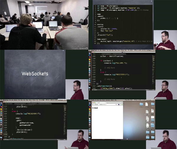 Real-Time Web with Node.js center