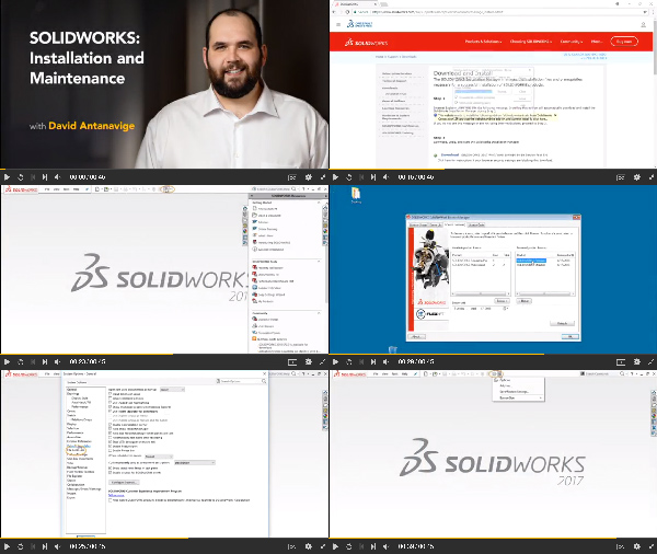 SOLIDWORKS: Installation and Maintenance center