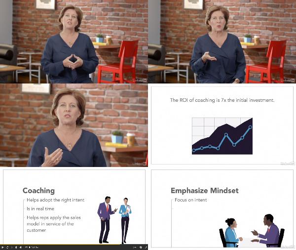 Sales Coaching center
