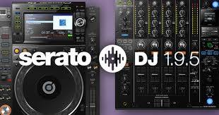Serato DJ center