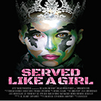 Served Like a Girl 2017.www.donload.ir.Poster