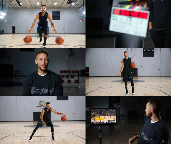 Stephen Curry Teaches Shooting, Ball-Handling, and Scoring center