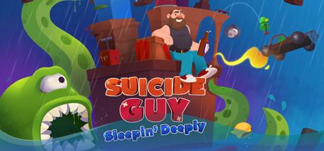 Suicide Guy Sleepin Deeply Center