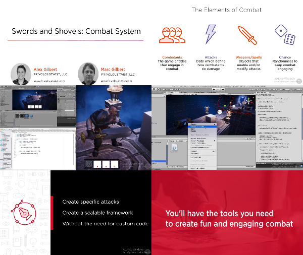 Swords and Shovels: Combat System center