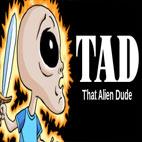 TAD.That.Alien.Dude.logo