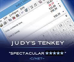 TenKey Judy center