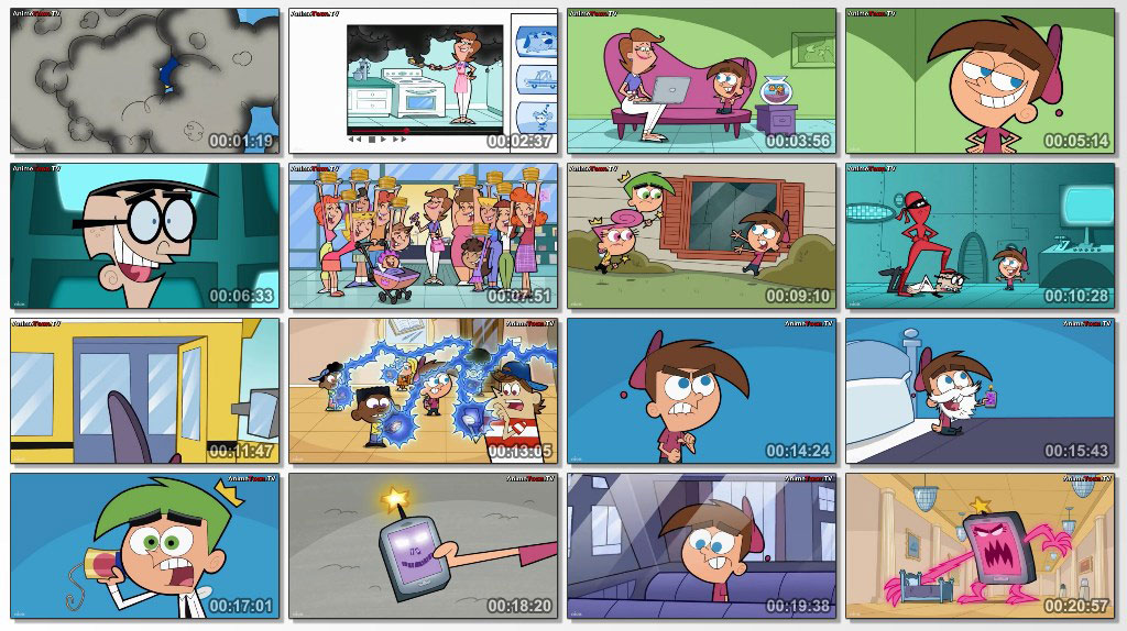 The Fairly OddParents - Screen