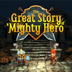 The Great Story of a Mighty Hero Remastered Icon