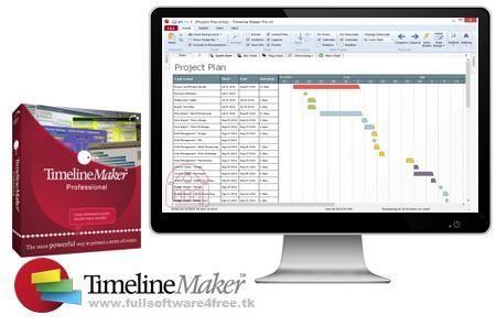 Timeline Maker Professional center