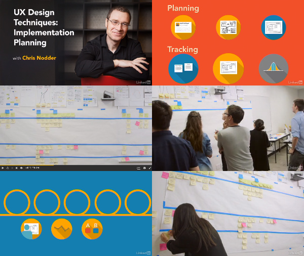 UX Design Techniques: Implementation Planning center