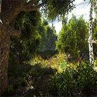 Unity Asset – Realistic Nature Environment v1.2 logo