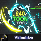Videohive 240 Toon FX Pack logo