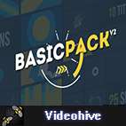 Videohive Basic Pack logo