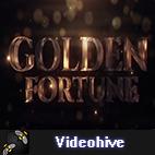 Videohive Golden Fortune logo
