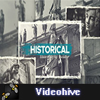 Videohive Historical Vintage Documentary Slideshow logo
