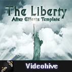 Videohive Liberty Logo Intro logo