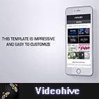 Videohive Mobile App Promo logo