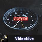 Videohive Modern Glitch Slideshow logo